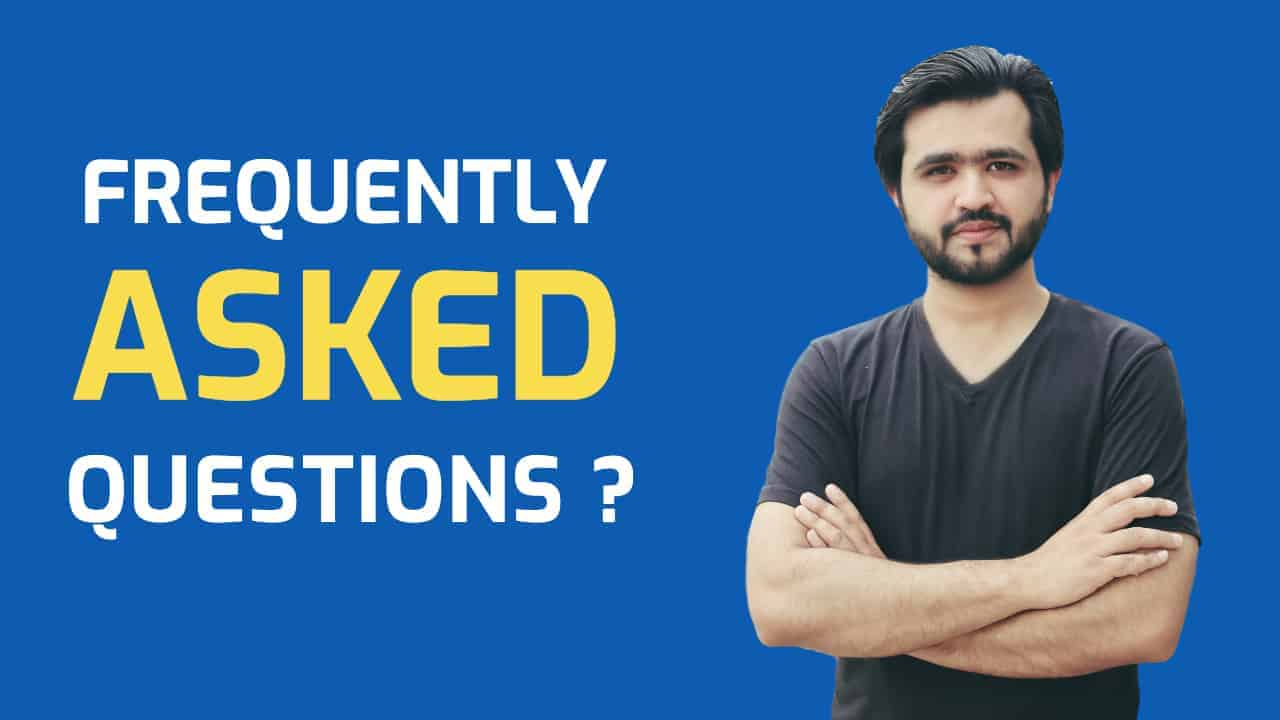 AMAZON AFFILIATE FREQUENTLY ASKED QUESTIONS