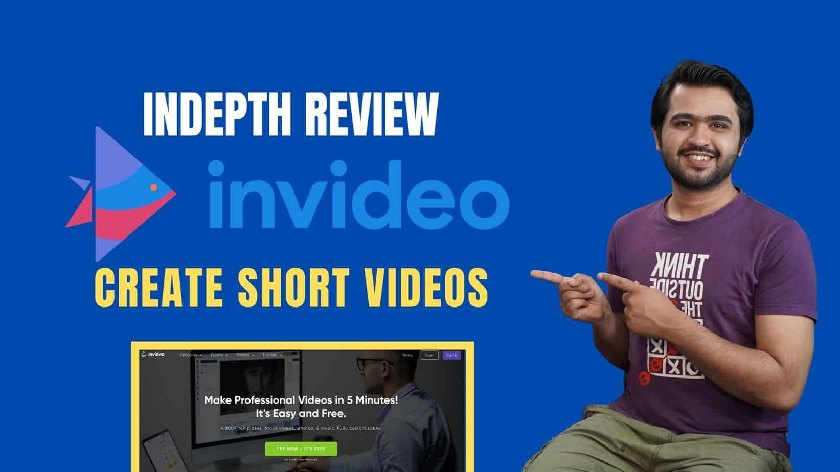 INVIDEO INDEPTH REVIEW