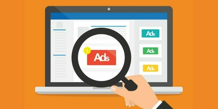 private ads space